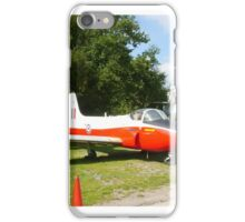 Jet Provost  iPhone Case/Skin