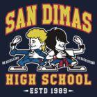 San Dimas High School by Nemons