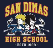 San Dimas High School One Piece - Long Sleeve
