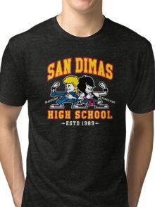 San Dimas High School Tri-blend T-Shirt
