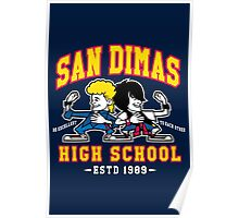 San Dimas High School Poster