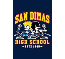 San Dimas High School Photographic Print