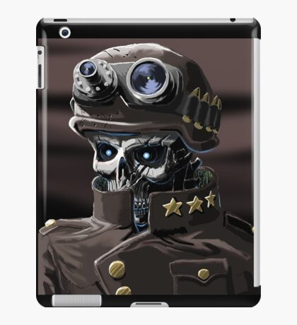 Plan 9 From Planet Earth iPad Case/Skin