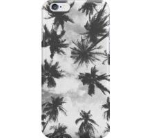 Grained Palm Tree Phone Case iPhone Case/Skin
