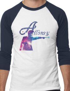 ALLONS-Y! Men's Baseball ¾ T-Shirt