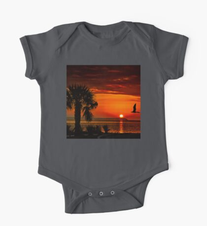 Take me to the sun One Piece - Short Sleeve