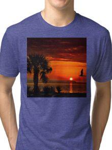 Take me to the sun Tri-blend T-Shirt