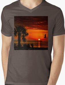 Take me to the sun Mens V-Neck T-Shirt