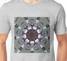 Red A Black And Rears Of The Morris One Unisex T-Shirt