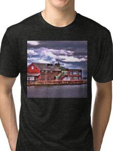 Anthony's Pier 4 Tri-blend T-Shirt