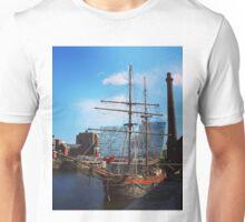 Tall sail ship Unisex T-Shirt