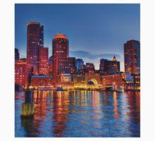 Boston Harbor One Piece - Short Sleeve