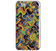 Primary & Secondary Color Design 2Q iPhone Case/Skin