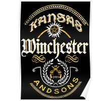Winchester and sons Poster