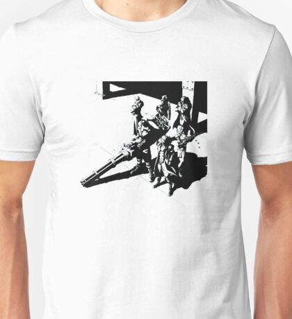 Metal Gear Solid - Foxhound Unisex T-Shirt