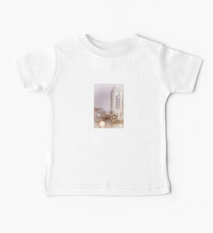 Old Timey Bottles Baby Tee