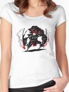 Dota 2 Bloodseeker Shirts Women's Fitted Scoop T-Shirt