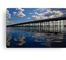 Charlotte Harbor Canvas Print