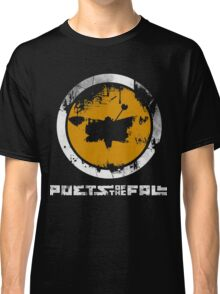 Poets Of The Fall Logo Classic T-Shirt