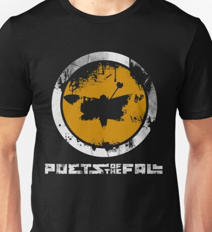 Poets Of The Fall Logo Unisex T-Shirt