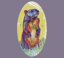 Groundhog drawing - 2011 Kids Tee