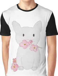 Flowers for You Graphic T-Shirt