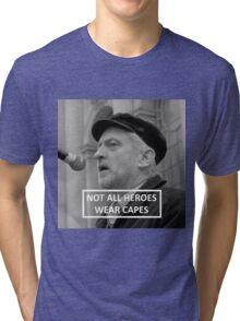Jeremy Corbyn Hero Tri-blend T-Shirt