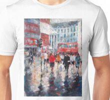 City Life - London Commuters Unisex T-Shirt