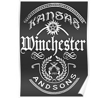 Winchester And Sons (white version) Poster