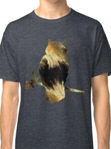 Owl Galaxy Classic T-Shirt