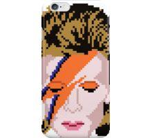 8-bit Bowie <3 iPhone Case/Skin