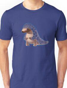 Cute Baby Pangolin  Unisex T-Shirt