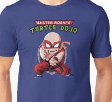 Master Roshi's Turtle Dojo Unisex T-Shirt