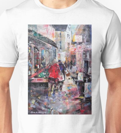 Friends Shopping - Just Browsing Unisex T-Shirt