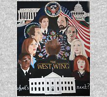 THE WEST WING Womens Fitted T-Shirt