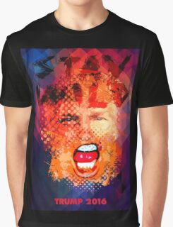 Stay Wild - Trump 2016 Graphic T-Shirt
