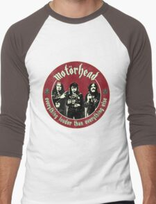 Original Motorhead Vintage Men's Baseball ¾ T-Shirt
