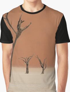 Dead valley in Namibia Graphic T-Shirt