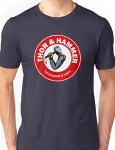 Thor and Hammer Unisex T-Shirt