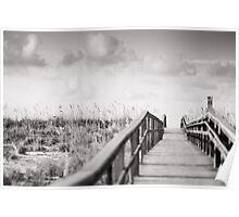pensacola beach, FL Poster
