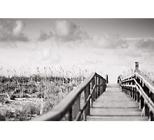 pensacola beach, FL Photographic Print