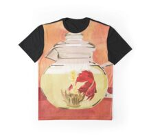 Beta Fish Tea by Kenzie McFeely Graphic T-Shirt