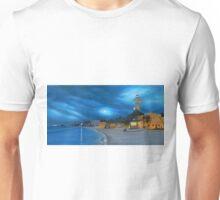 Playa de noche Unisex T-Shirt