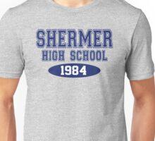 The Breakfast Club - Shermer High School Unisex T-Shirt