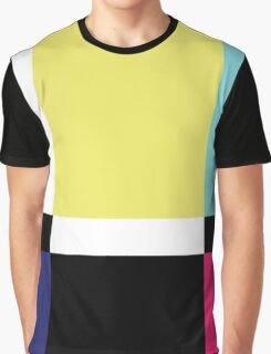 Color Blox Graphic T-Shirt