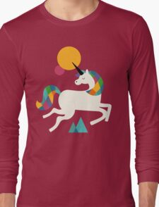 To be a unicorn Long Sleeve T-Shirt