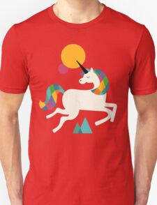 To be a unicorn Unisex T-Shirt