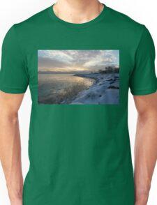 Ice Dawn Unisex T-Shirt