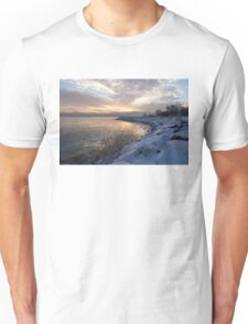 Ice Dawn Unisex T-Shirt