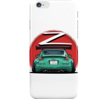 Nissan Fairlady 350Z Z33 Turquoise iPhone Case/Skin